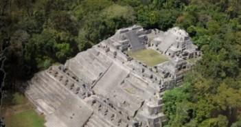 伯利兹(贝里斯):卡拉科尔&卡那雅金字塔的图片