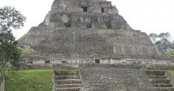 伯利兹(贝里斯):苏南图尼奇 城堡金字塔的图片
