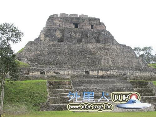 伯利兹(贝里斯):苏南图尼奇 城堡金字塔的图片 第1张
