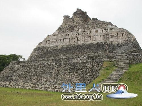 伯利兹(贝里斯):苏南图尼奇 城堡金字塔的图片 第2张