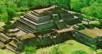 萨尔瓦多:塔苏莫金字塔(TAZUMAL)的图片