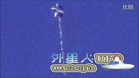 2016年2月14日长尾气球样UFO的图片