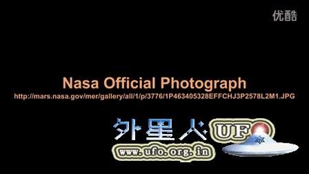 """2016年3月火星月球NASA照片上的异常–火星""""手枪""""的图片"""