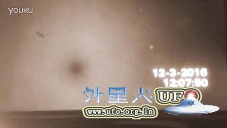 2016年3月12日随意变向的光球UFO的图片
