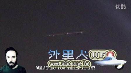 2016年3月埃及金字塔上空多个UFO视频的图片