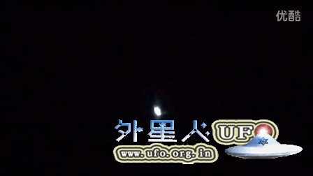 2016年3月9日晨洛杉矶白色不规则光团UFO的图片