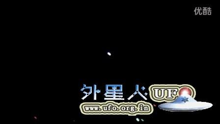 2016年3月21日德国拍到蓝色光球UFO的图片