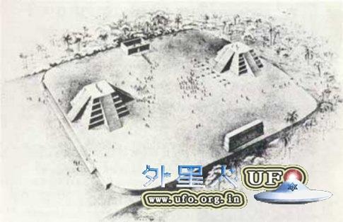 6座最高蒂卡尔金字塔神庙的图片 第4张