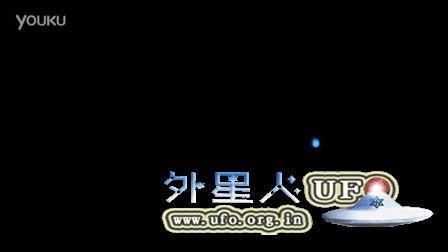 2016年3月29日纽约漂亮的蓝色光球UFO的图片
