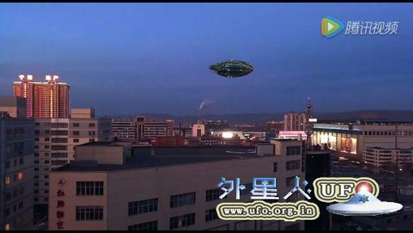 2016年2月25日宁夏震惊固原政府街UFO事件是真的吗?真假揭密的图片 第4张