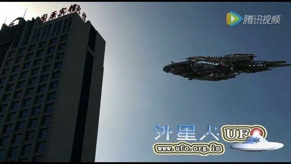 2016年2月25日宁夏震惊固原政府街UFO事件是真的吗?真假揭密的图片 第2张