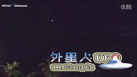 2016年3月20日西班牙放大光球UFO的图片