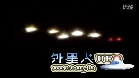 2016年4月1日法国10个光团UFO的图片