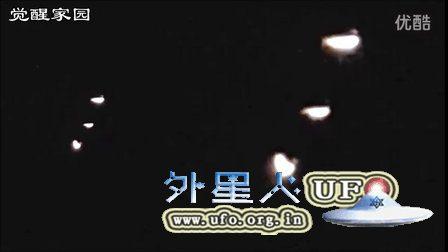 2016年4月4日加州3个水滴样UFO的精彩表演的图片