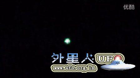 2016年4月6日绿色放大光团UFO的图片