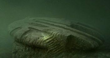 波罗的海异形USO 电子设备靠近200米突然失灵的图片