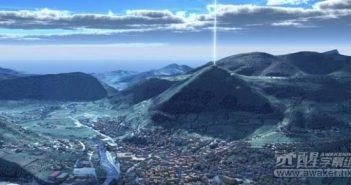 古老金字塔发现暗藏25000年前的外星科技能源的图片