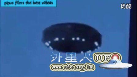 难以置信的不明飞行物,由一个业余爱好者拍的UFO的图片