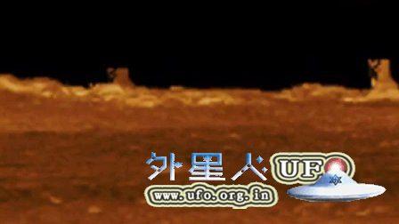 Nasa机密泄露:金星上的外星建筑物的图片