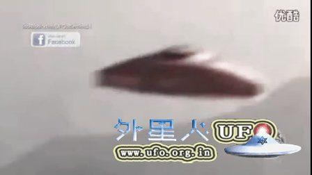 美军士兵近距离拍摄到的三角形UFO的图片