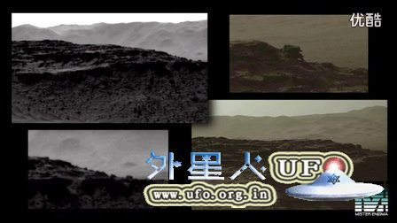 2016年4月波卡特佩特尔火山喷发时又拍到UFO的图片