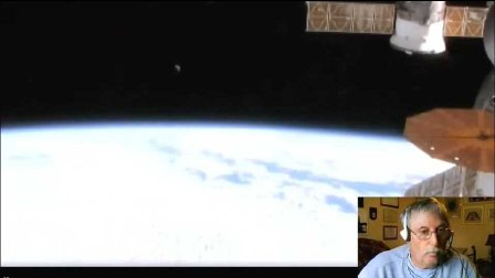 空间站和小行星异常UFO 2016年3月7日00点的图片