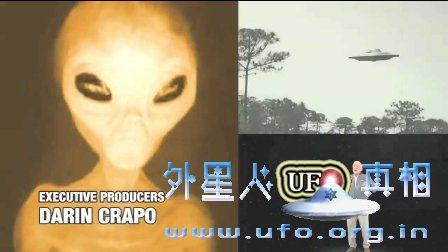 UFO目击地球和新闻的图片
