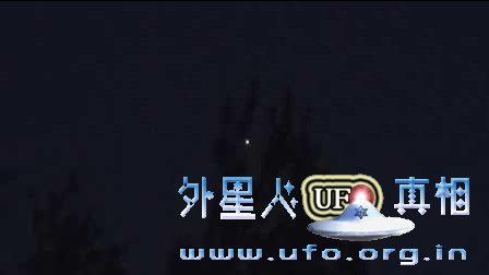 国外网友拍的UFO不明飞行物2016年的图片