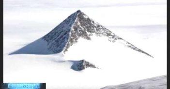 重大发现!南极洲金字塔暴露(51区UFO爆炸)令人震惊2016年5月20日的图片