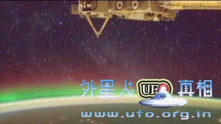 UFO视频NASA国际空间站2012年的图片