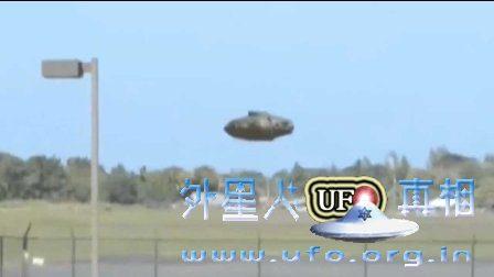 2016年最好的UFO视频奇诡的不明飞行物或军用无人机?的图片