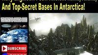海军工程师说在南极洲看见外星基地 古代文明城市废墟的图片