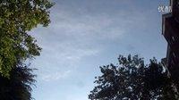 2016年6月16日早晨拍摄太阳周围巨大UFO的图片