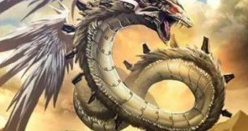 揭开中国龙和玛雅人羽蛇神的未解之谜的图片