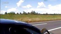 巴西高速司机下车实拍空中UFO,可信度95%的图片