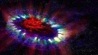 神秘星体比整个银河系亮50倍!天文学家也不知道它是什么!UFO观察的图片