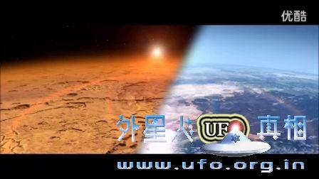 火星上的文明废墟的图片