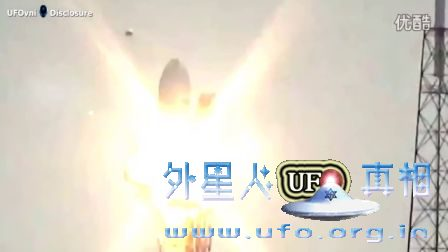 2016年9月2日美国,UFO从上空飞过火箭爆炸的图片 第1张