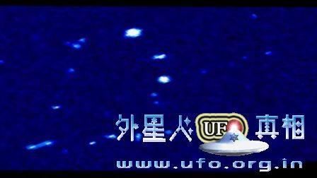2016年8月26日太阳周围的发光UFO的图片