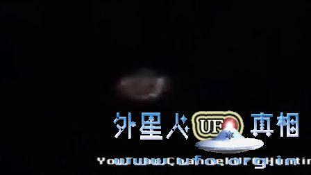 2016年8月30日国际空间站拍到光球UFO的图片