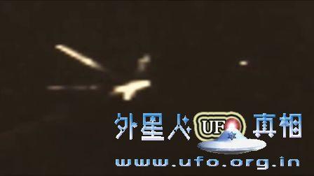 2016年9月11日太阳周围被UFO击碎的物体?的图片