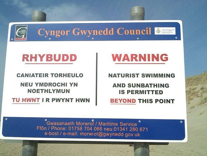 英国威尔士天体浴场UFO频现公告栏 第2张