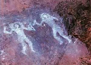 远古外星人壁画4 第4张