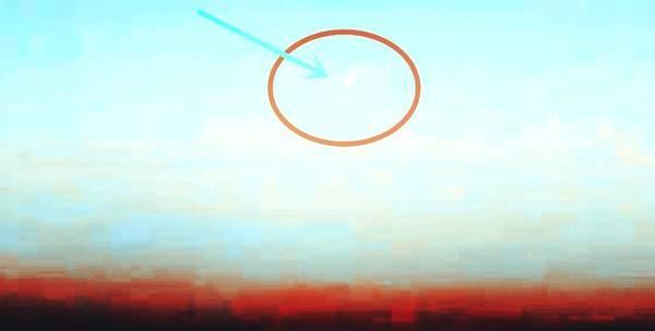 澳大利亚出现了UFO坠毁事故 第1张