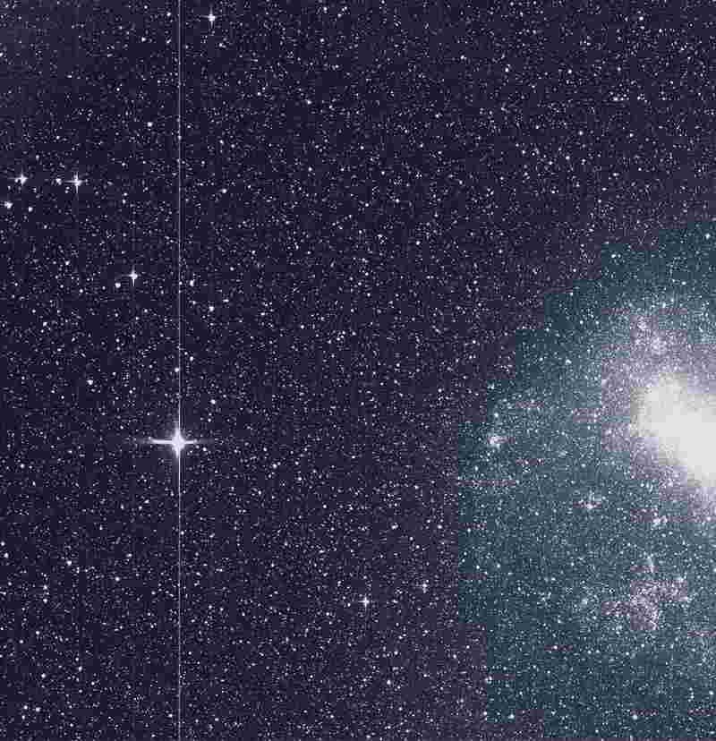 NASA发布了TESS的第1张照片 第2张
