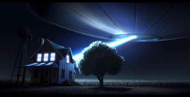 一些地球人声称外星飞碟坠毁、被外星人绑架是真的吗? 第1张