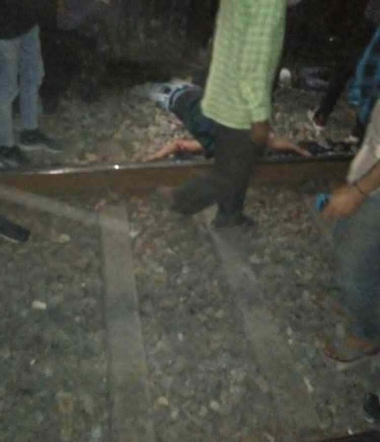 姆利则地方官员拉杰什·沙尔马证实,在火车高速驶过人群后,现场已发现50具尸体。 第6张