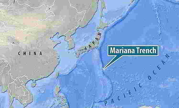 太平洋马里亚纳海沟 第3张