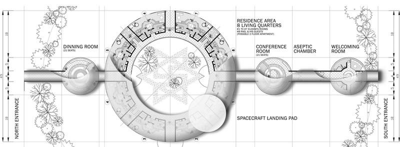 外星人大使馆可以在2028年建好吗? 第1张