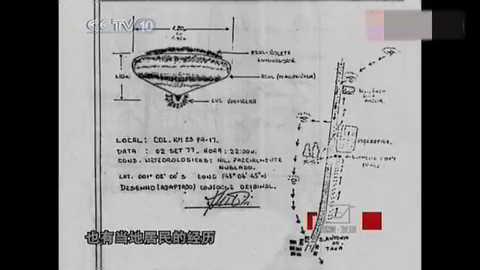 巴西当地居民UFO目击经历 第7张